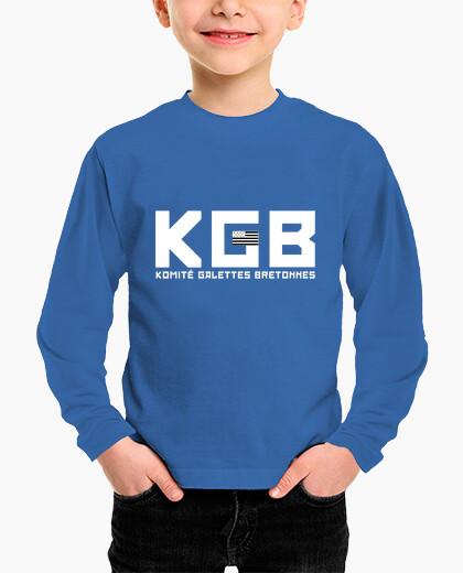 Vêtements enfant KGB - enfant manche longue