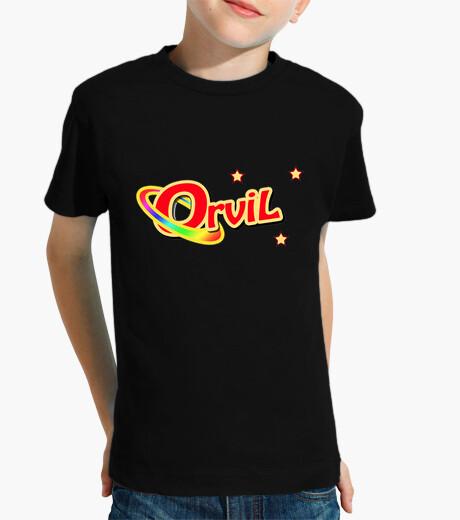Vêtements enfant Logo OrviL