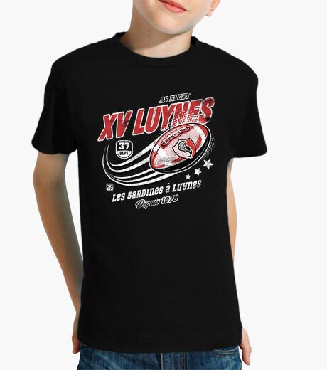 Vêtements enfant XV Rugby Luynes