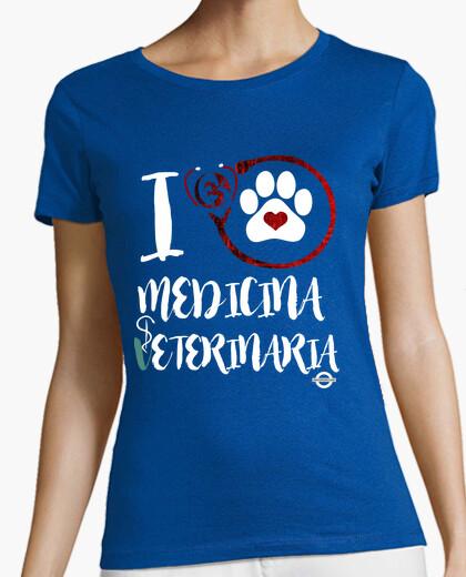 Camiseta VETERINARIA