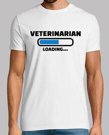 veterinarian loading