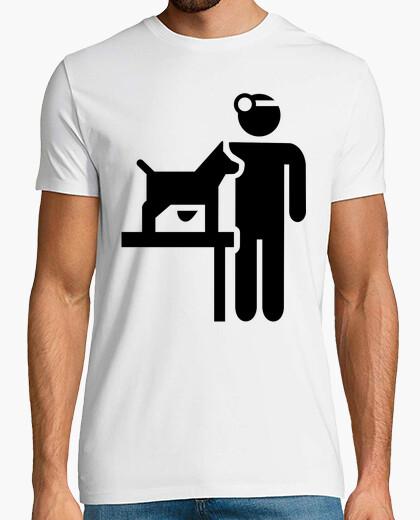 T-shirt veterinario