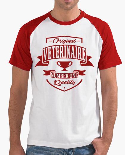 Camiseta veterinario