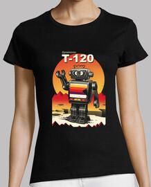 VHS Bot Shirt Womens