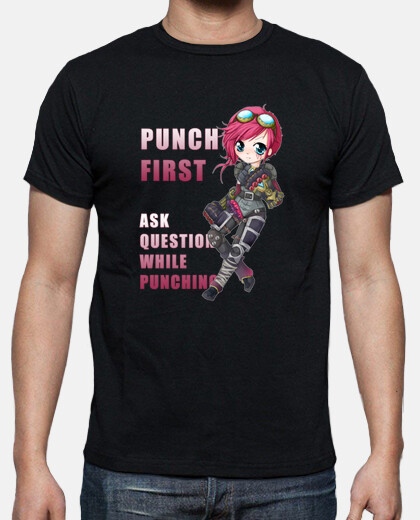 Vi - first punch