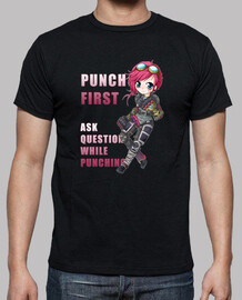 Vi - Punch first