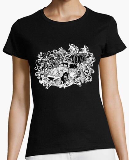 Camiseta vía savoy, escarabajo vw