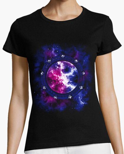 Camiseta viajar a las estrellas