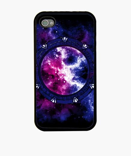Funda iPhone viajar a las estrellas