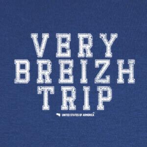 T-shirt viaje muy breizh