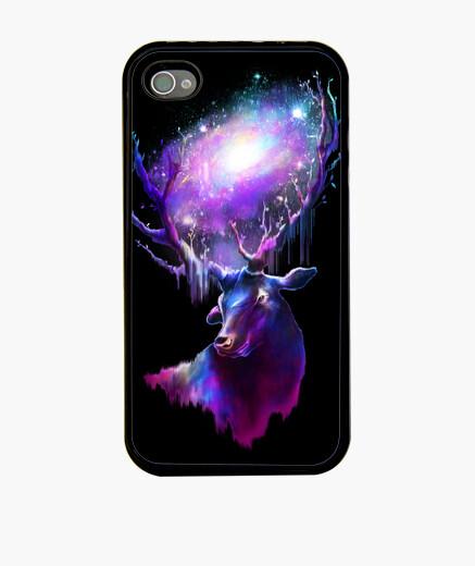 Funda iPhone viajero de ciervos