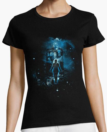 Camiseta viajero del tiempo