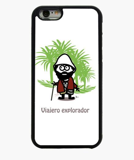 Viajero explorador-Funda iPhone 6 / 6S 6,...