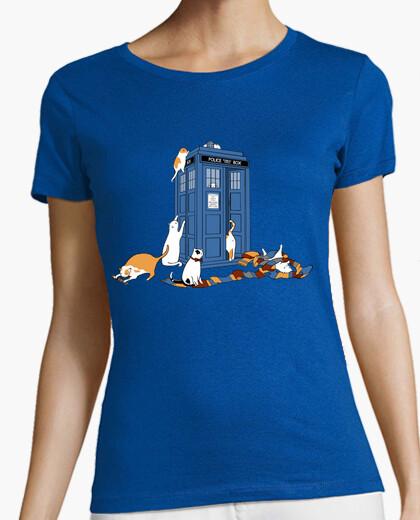 Camiseta viajeros del tiempo