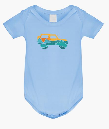 Ropa infantil Vibración 4x4