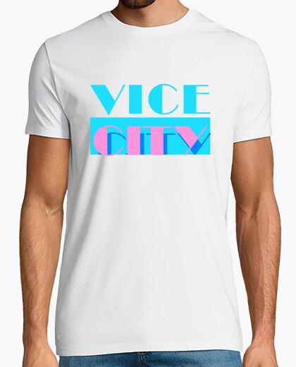 Camiseta vice city