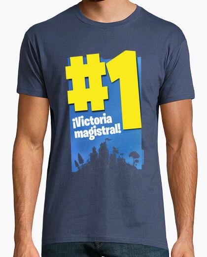 Camiseta Victoria Magistral Fortnite