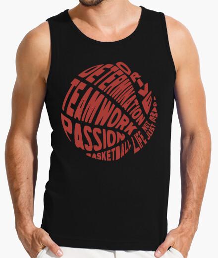 Camiseta vida de baloncesto