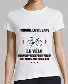 Vida sin bicicleta ciclismo