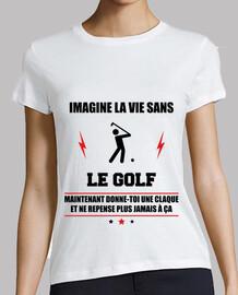 vida sin golf golfista