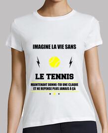 vida sin tenis