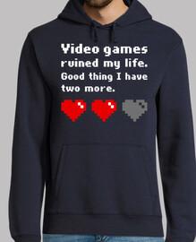 Video games ruined my life (dark)