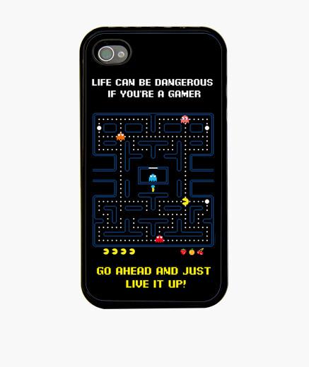 videojuegos - comecocos - pacman - smartphone