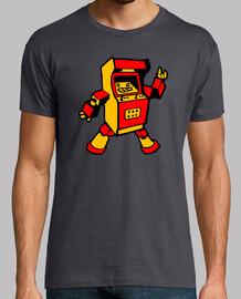 videojuegos de arcade robot