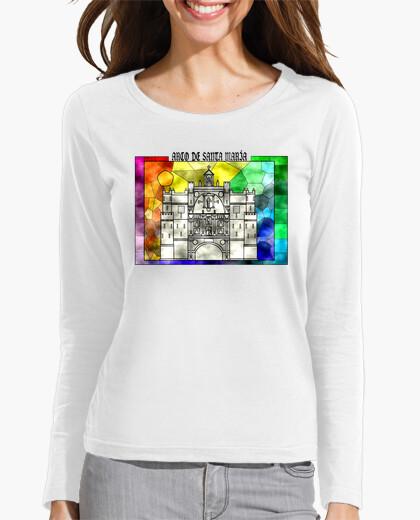 Camiseta Vidriera