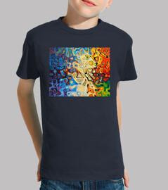 Vidrio de colores