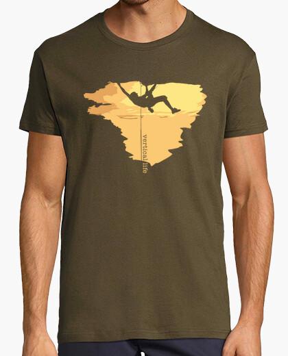 Tee-shirt Vie verticale