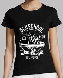 vieille école 1990 t-shirt rétro