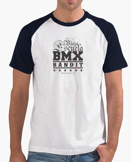 Camiseta Vieja Escuela BMX Bl
