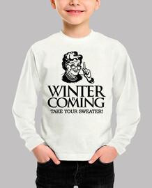 viene el invierno