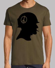 Vietnam Soldier - Peace