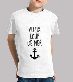 Vieux Loup de Mer / Bateau