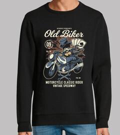 vieux motard