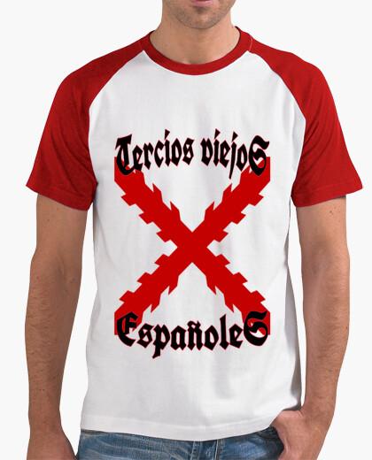 Tee-shirt vieux tiers espagnols