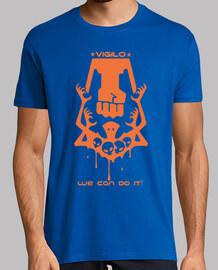 vigilo confido xcom 2 tee-shirt