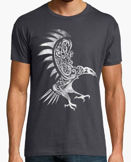 Viking crow t-shirt
