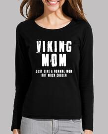 viking longue maman manches