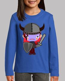 Viking Vampire Girl