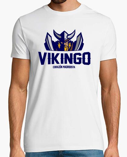 Camiseta Vikingo Madridista