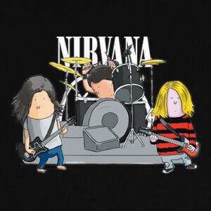 Camisetas Nirvana by Calvichi's [WEB]