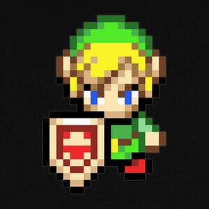 Camisetas The Legend of Zelda Triforce
