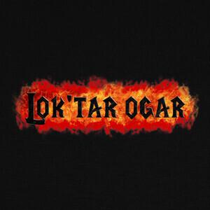 Camisetas Por la Horda Lok'tar Ogar