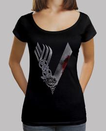 Vikings - Vikingos HD logo