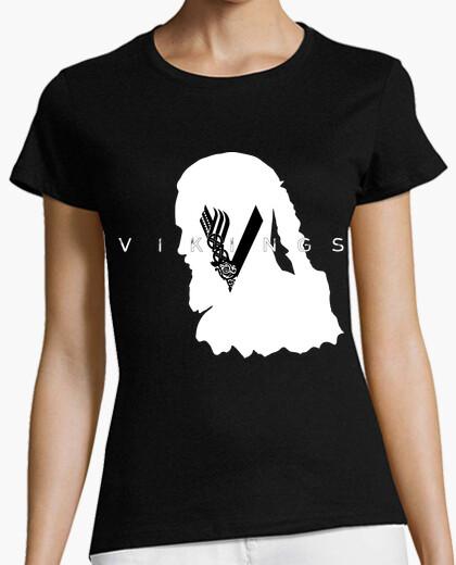 Camiseta Vikings Black