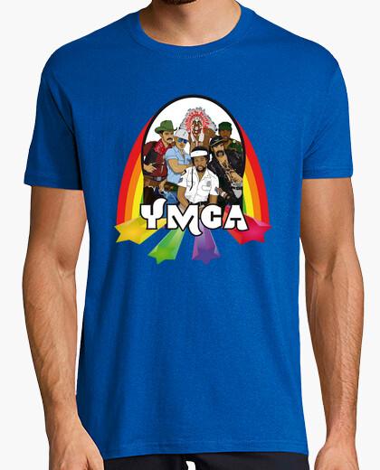 Tee-shirt village people - ymca