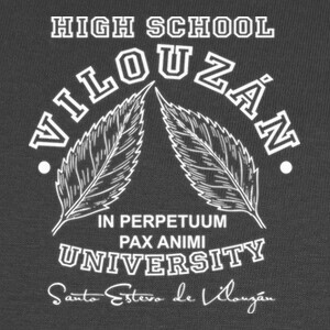 Camisetas Vilouzán High School - University